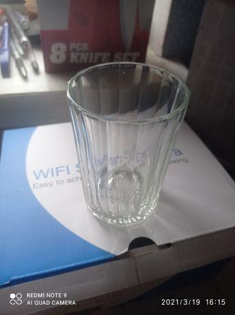 Продам стакан стеклянный 200 гр. граненый