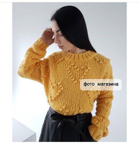Стильный свитер фирма DILVIN