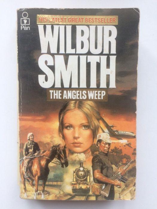 The angels weep. Wilbur Smith Warszawa - image 1