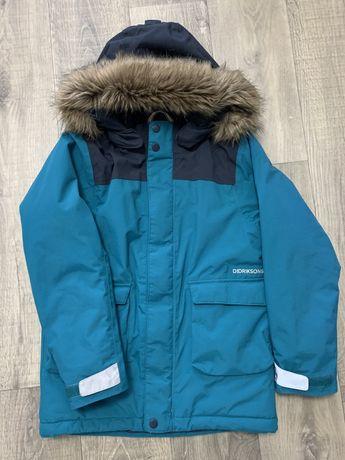 Didriksons зимняя куртка , ппреа размер 130