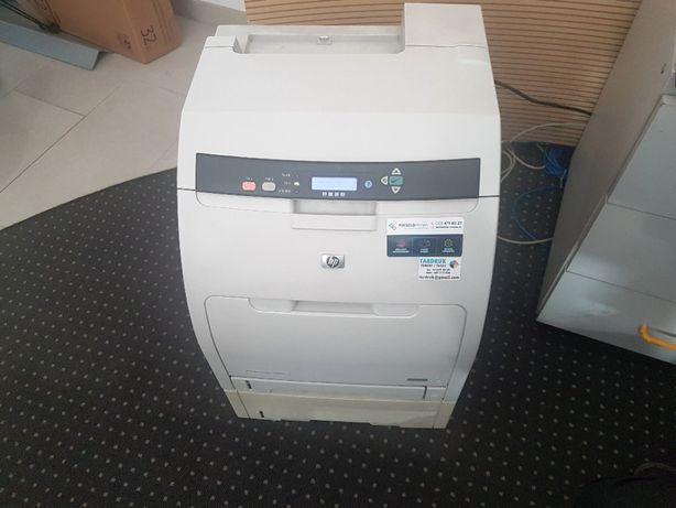 Drukarka HP LaserJet CP3505x, nowy toner gratis