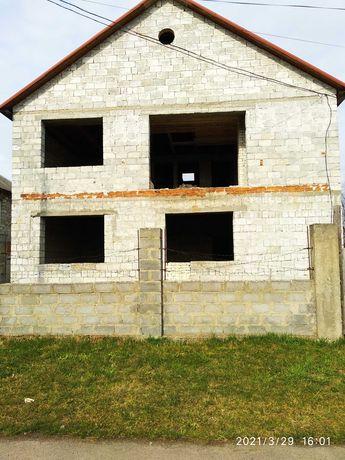 Продається не добудований будинок