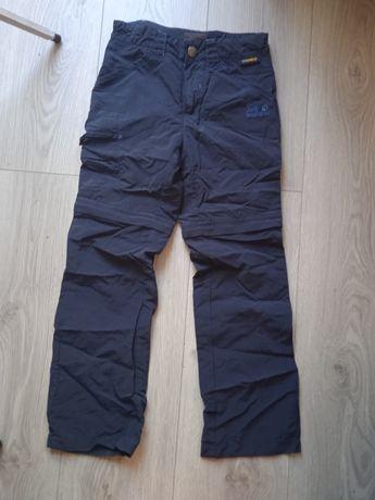 Spodnie Jack Wolfskin 128
