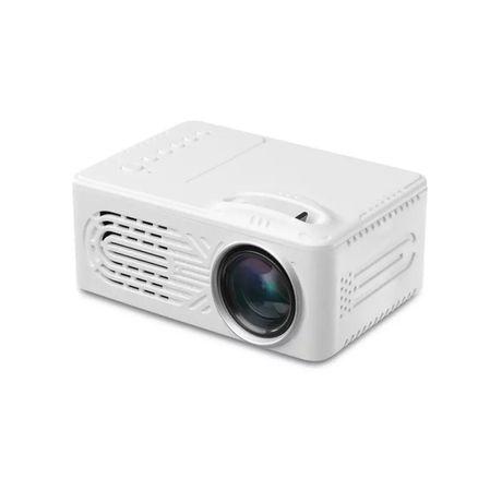 PRZENOŚNY Rzutnik LCD LED mini Projektor 320x240