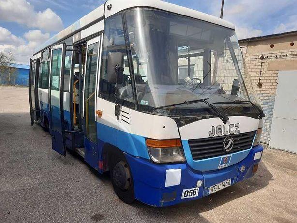 JELCZ M081MB, MAN NL 222 Autobus komunikacji miejskiej - CZYTAJ OPIS