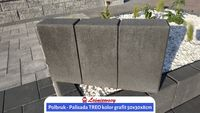 Palisada betonowa na schody/taras Polbruk-TREO wys/30cm WYSYŁKA KURIER