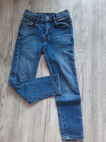 Zara jeansy dla chłopca rozm 116