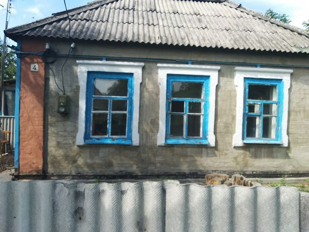 Продам дом в г. Селидово.
