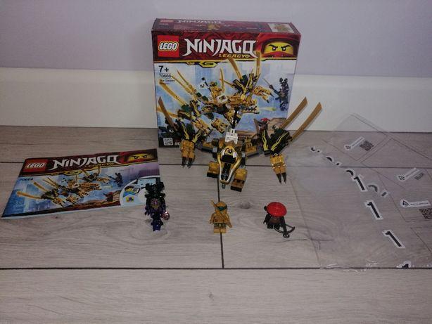 Lego Ninjago 70666 Złoty Smok. OPIS.
