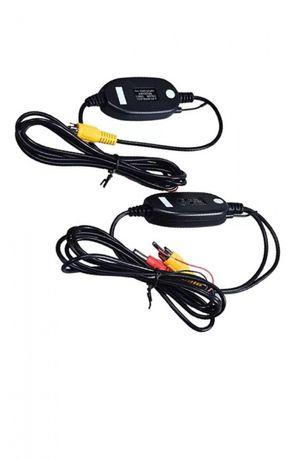 Intercomunicadores wireless para câmera de marcha atrás