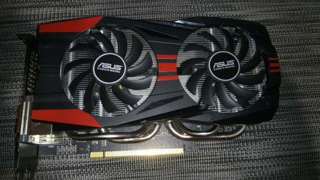 ASUS GeForce GTX 760 2GB DDR5 DirectCU II  условно рабочая