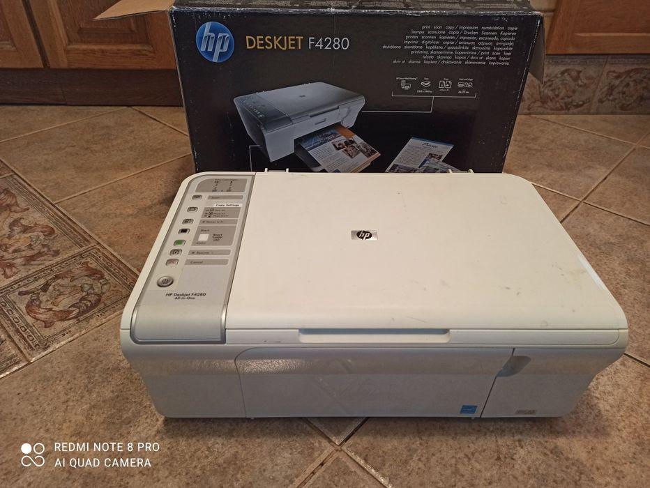Urządzenie wielofunkcyjne HP Deskjet F4280 Warszawa - image 1