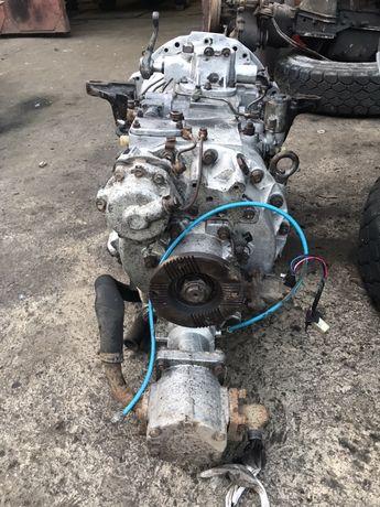 КПП,редуктор,рессоры МАЗ 642208