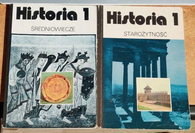 Historia 1 średniowiecze, starożytność. Manikowska, Tezbirowa