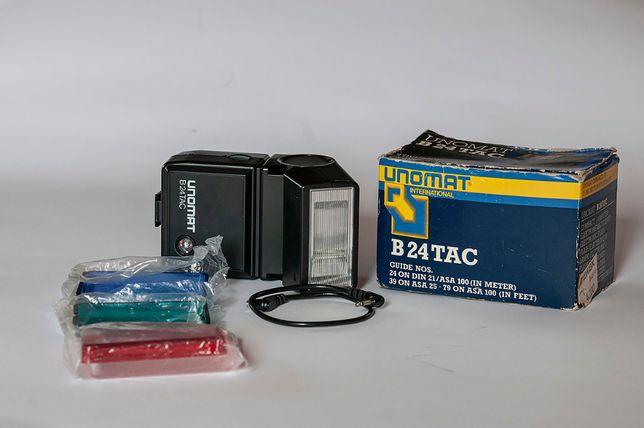 Lampa błyskowa UNOMAT B24 TAC