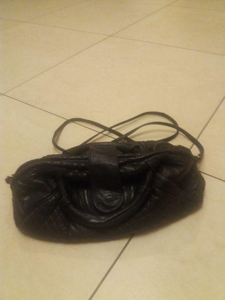 torebka skórzana