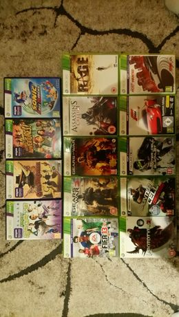 Kmplet Gier Xbox 360