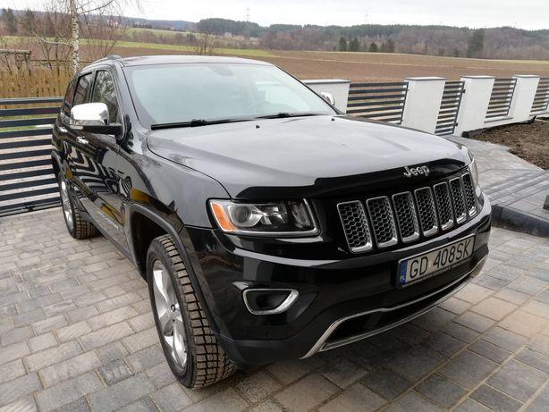 Jeep Grand Cherokee 2014r 3,6 benz. + LPG