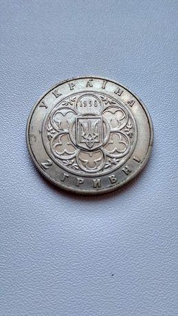 2 гривны 1998 Украина — Киевский политехнический