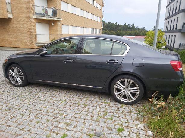 Lexus gs 450h muito potente luxo