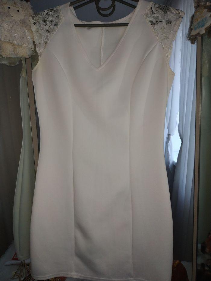 Белое платье Сумы - изображение 1