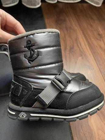 Зимние детские ботинки 25 размер