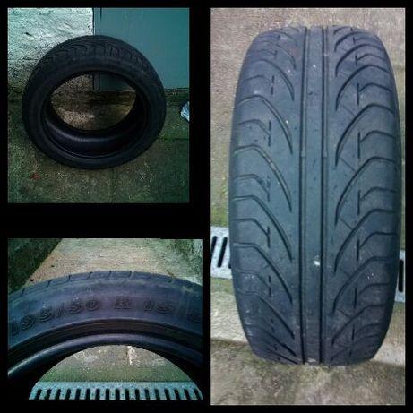 Um pneu 195/50 R15 - 82H