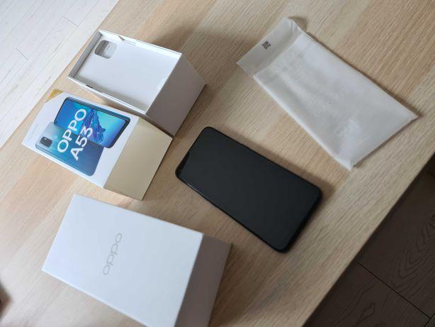 Smartfon OPPO A53 Nowy CPH2127  Kolor Electric Black  4/64B