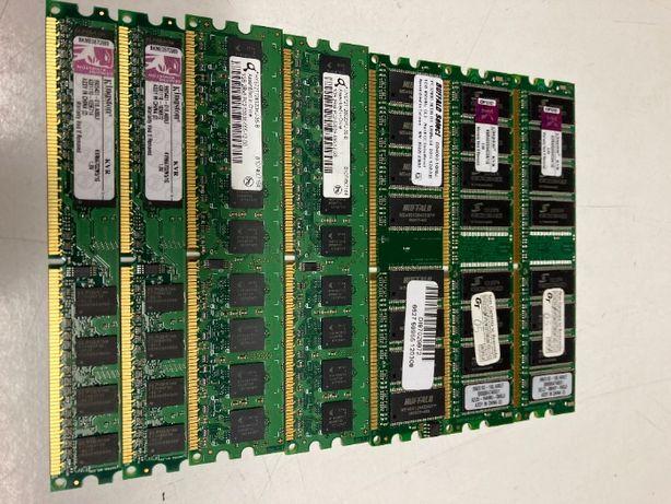 7 memória RAM 1GB