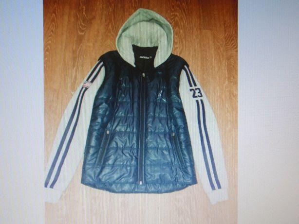 Куртка - жилет на подростка