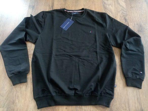 Bluza Tommy Hilfiger czarna XL nowa