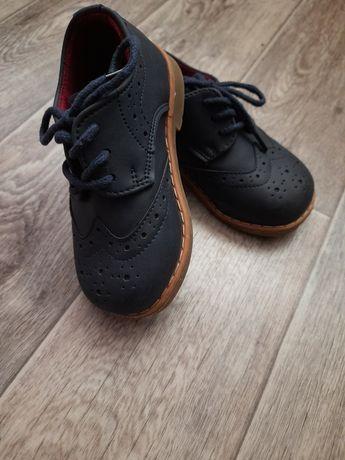 Туфли броги 24 размер