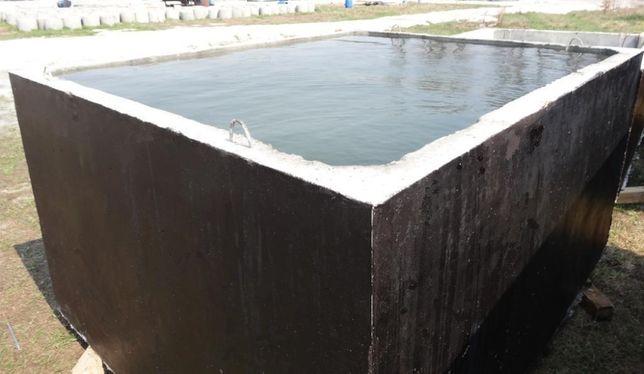 szambo betonowe 12m3 Atest, Aprobata, Gwarancja, Solidne SZAMBA