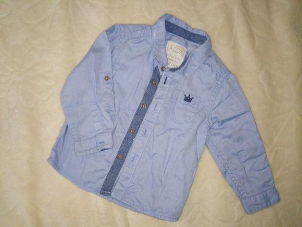 Waikiki 6-9m рубашка