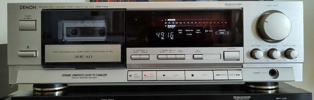 Magnetofon deck 3 głowicowy Denon DRM-700A