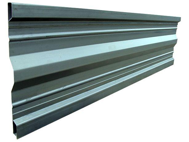 Panel burtowy na dostawczy, wywrotkę - 50 cm z uszczelnieniem podłog