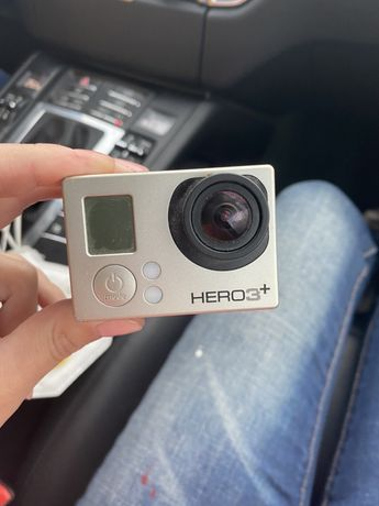 Gopro Hero 3+ silver edition + Дисплей Gopro LCD TouchBacPac ALCDB-301