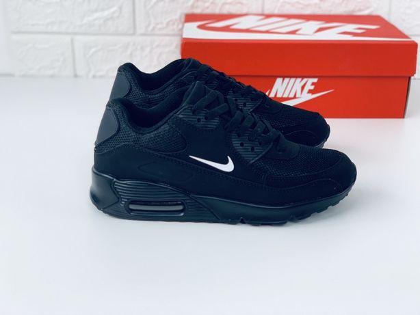 Кроссовки женские мужские подростковые Nike air max 90 найк аир макс к