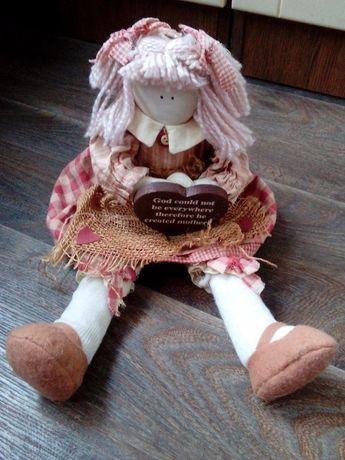 хендмейд, большая кукла Тыльда