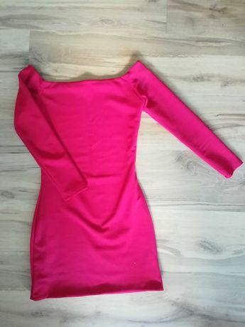 Sukienka czerwona różowa nowe XS/S