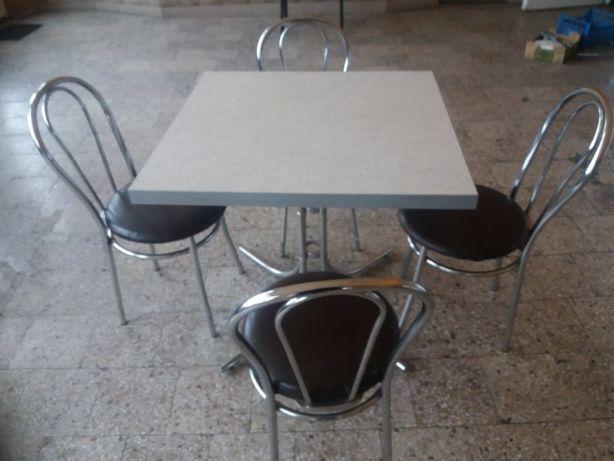 sprzedam stoliki, krzesła, żyrandol