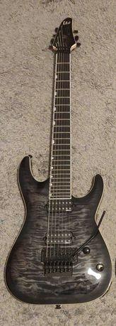 Guitarra elétrica de 7 cordas LTD Ben Savage baritone