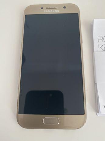 Telefon Samsung Galaxy A5 32 GB idealny złoty