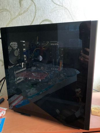 Пк, i5, 4gb DDR3, 1gb video