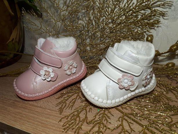 Ботиночки-пинеточки для самых маленьких