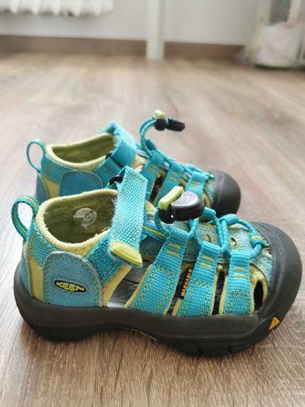 Keen sandały dla chłopca