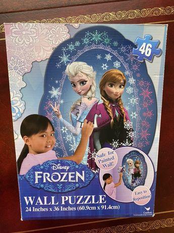 Большой пазл Холодное сердце Frozen