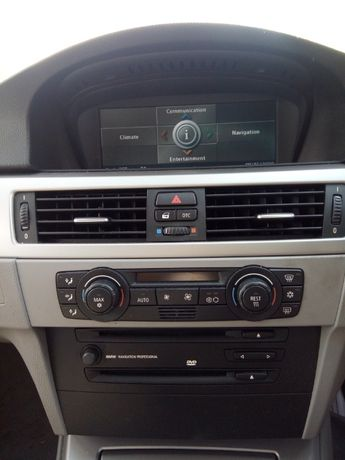 BMW E90 E91 Nawigacja NAVI DVD Komplet