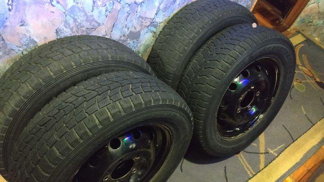 Продам колеса Нива Chevrolet Niva 5*139,7 R-16