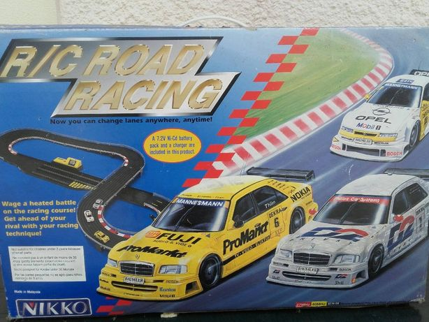 Vendo pista NIKKO slot car